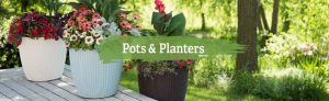 Jumbo planters for your garden: How to choose?