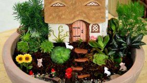 Miniature gardens 3 beautiful and easy ideas