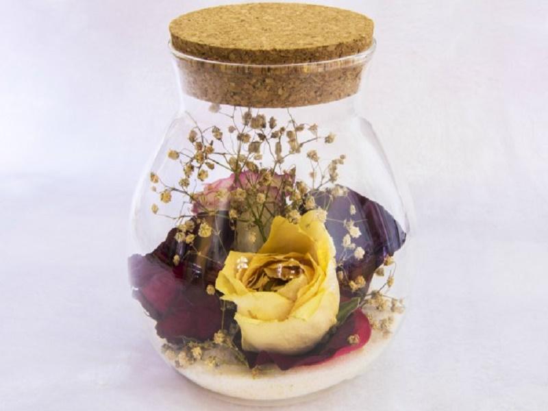 make dry flowers