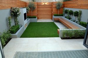 Ideas for designing and building a modern garden