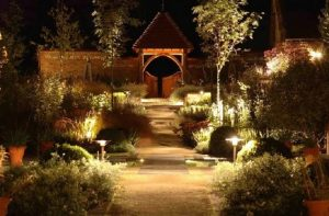 What makes the best landscape lighting?