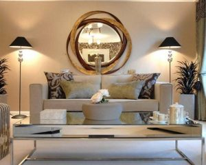 5 Tips for choosing a round wall mirror