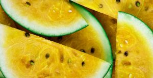 Yellow watermelon: properties and where to find it